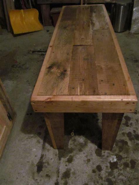 diy pallet bench seat diy rustic yet sturdy pallet bench seat pallet furniture