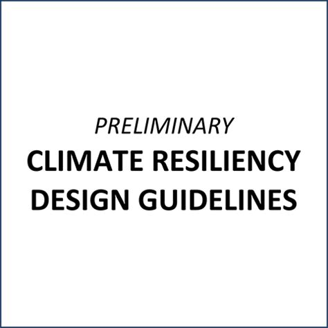 guidelines for design for environment environment city of new york