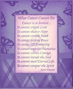 Comforting Words For Someone With Cancer by Encouraging Words Through The Fight Of Cancer Keep Strong Keep Your Faith And Fight Back