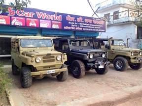 Modified Jonga Jeep Iconic Jonga The True Road Warrior
