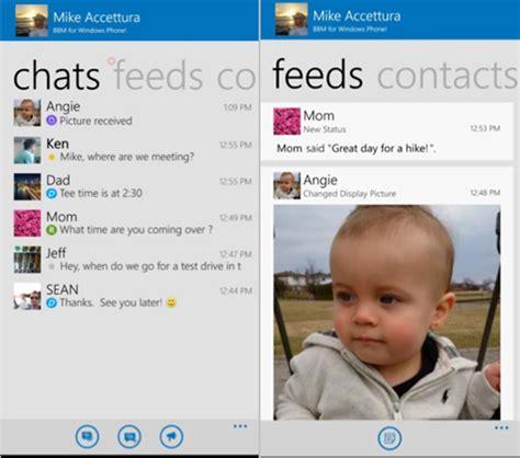 Hp Nokia Lumia Bbm jadi yang pertama mencoba quot bbm quot beta untuk nokia lumia windows phone 8 8 1