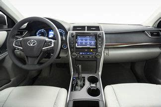 the 2017 toyota camry gains more standard features but no
