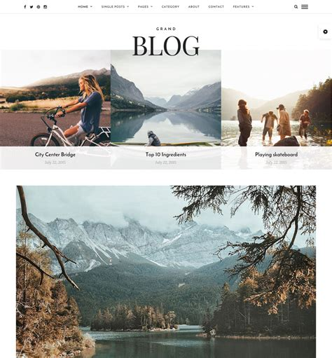 bgc just another wordpress site grand blog responsive blog theme just another wordpress