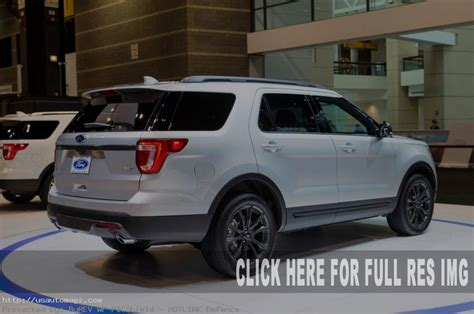 2020 Ford Explorer Xlt Sport Appearance Package 2019 ford explorer xlt sport appearance package release