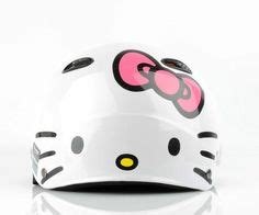 Stiker Helm Hello Kitty by Smiley Emoticons Blush Smiley Emoticons Blush Funny