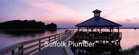 plumbers suffolk va suffolk plumbing services