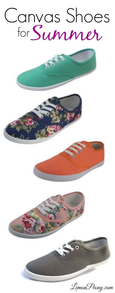 cheap canvas shoes colored sneakers for and summer
