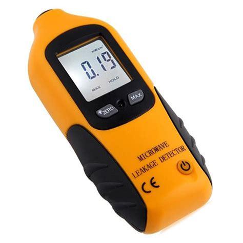 Digital Microwave Leakage Radiation Meter Detector Alat Ukur Radiasi digital lcd microwave leakage radiation detector meter tester 0 9 99m w cm2 l3 ebay