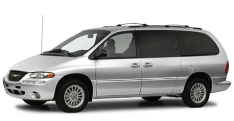 2000 chrysler town country overview cars com