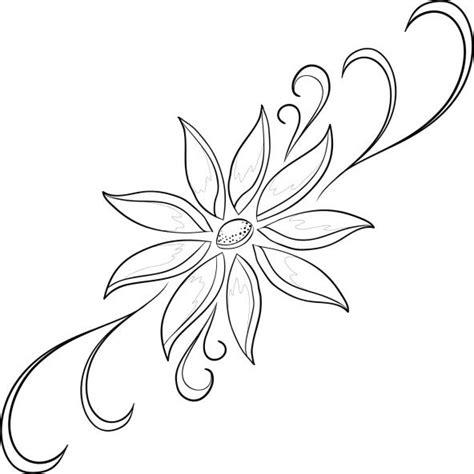 imagenes de flores faciles para colorear dibujos de flores para imprimir y pintar flores para