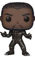 Funko Pop Marvel Black Panther Nakia 277 funko pop black panther checklist info gallery