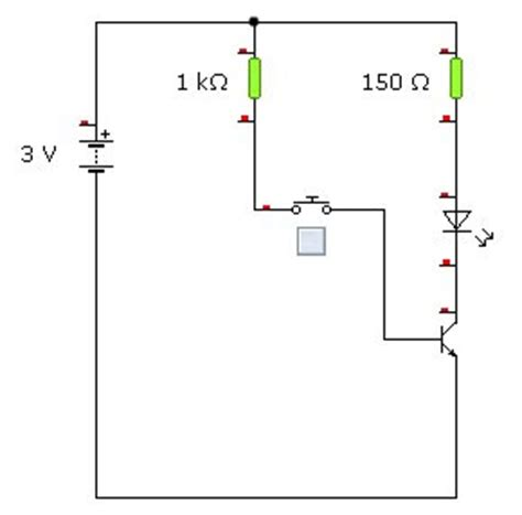 transistor circuits circuits for beginners electronic components the transistor as a switch