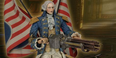 a biography of george washington the patriot president toyzmag com 187 bioshock infinite george wahington patriot