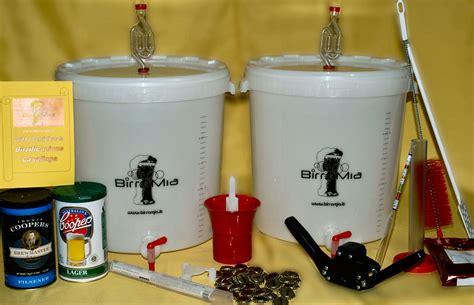 kit in casa produrre artigianale le cose buone si bevono greenme