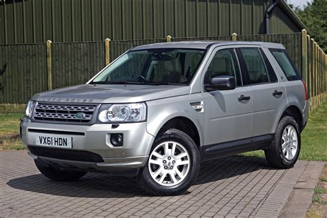 Used Land Rover Freelander 2 Review Auto Express
