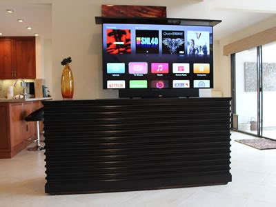 tv in middle of room accord with a sound bar tv in middle of livingroom