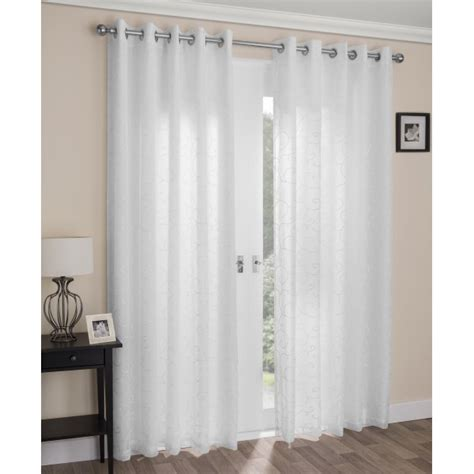 the range voile curtains venice woven voile lined curtains ring top quality range