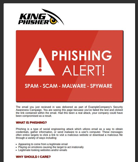 King Phisher Templates Website Templates At Master 183 Securestate King Phisher Templates 183 Github Phishing Awareness Email Template