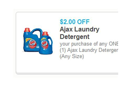 ajax laundry coupon 2018