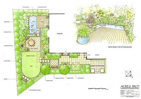 acres wild masterplan 307 best images about landscape plan on gardens landscaping and master plan