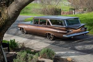 clifford mattis 1959 chevy station wagon rod network