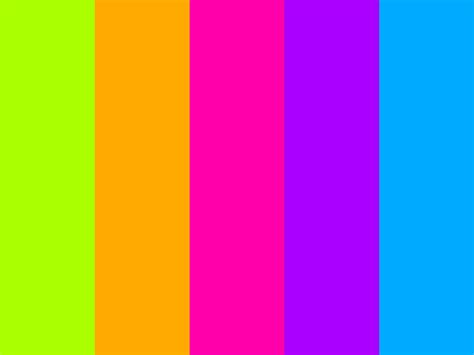 neon color scheme best 25 neon colors palette ideas on neon