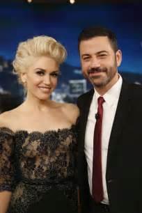 Gwen Stefani On Jimmy Kimmel by Gwen Stefani Jimmy Kimmel Live In La 05 Gotceleb