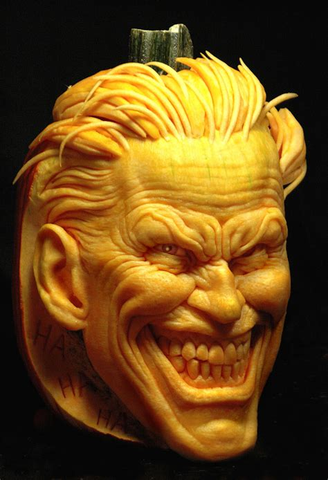 pumpkin carve dc entertainment takes pumpkin carving to a new level