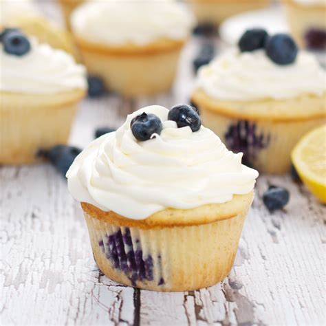 The Cupcake Blueberry Cupcake sweet pea s kitchen 187 lemon blueberry cupcakes