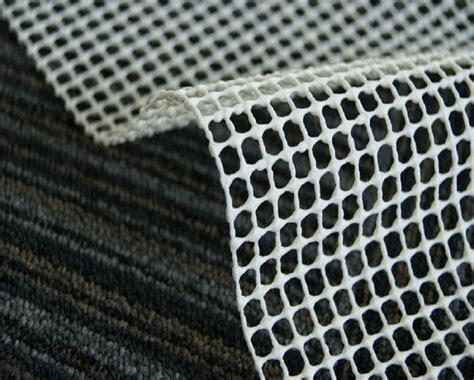 teppichunterlage kautschuk antirutschmatte teppichunterlage haftgitter alle gr 246 ssen