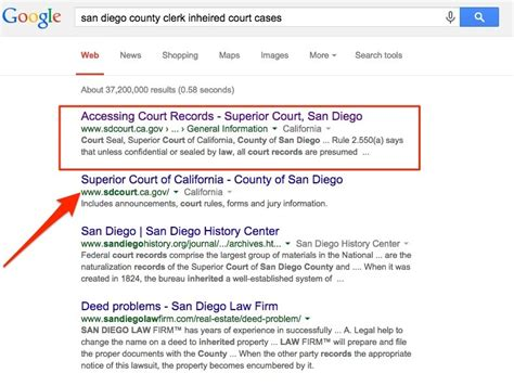 San Diego County Court Search 6 Bullet Proof Ways To Get Listings Without Cold Calling