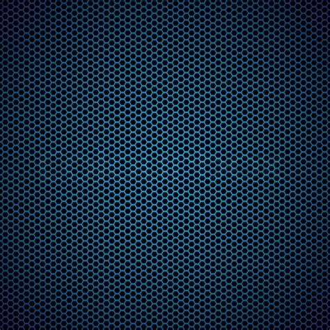 metal pattern effect background texture abstract blue metal hexagon background with honeycomb
