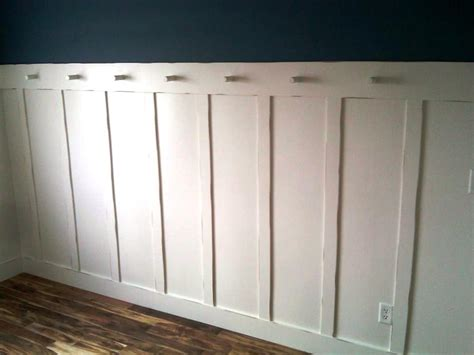 Recessed Panel Wainscoting by Measurement For Build Recessed Panel Wainscoting The