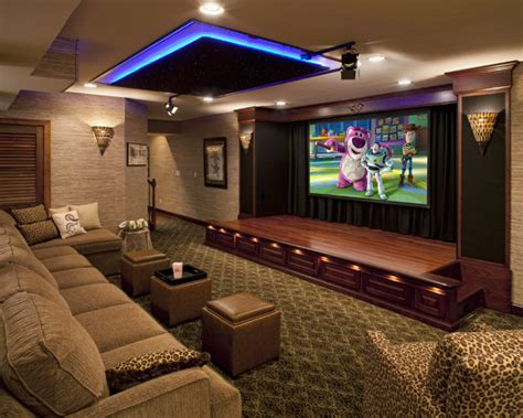 home theater room decorating ideas 20 theatre room design ideas the home touches