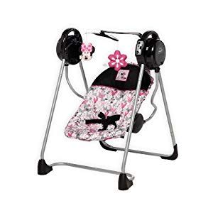 minnie mouse baby swing disney baby sway fly away minnie play swing