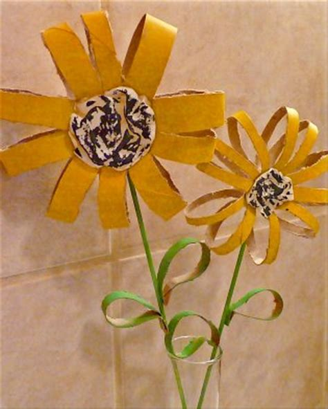 Sunflower Paper Craft - the cutest sunflower craft you ve seen what to expect