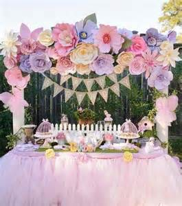 Decorating Backyard For Birthday Party Rustic Garden Party Decorations 33 Garden Party Tables