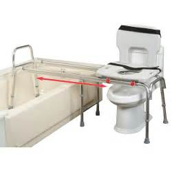 xx toilet to tub sliding transfer bench bath safety