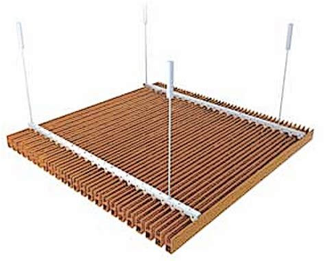pannelli per controsoffitti in legno controsoffitto doghe legno dg62 187 regardsdefemmes