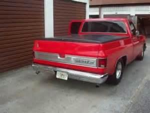 86 Chevrolet Truck 86 Chevy Truck