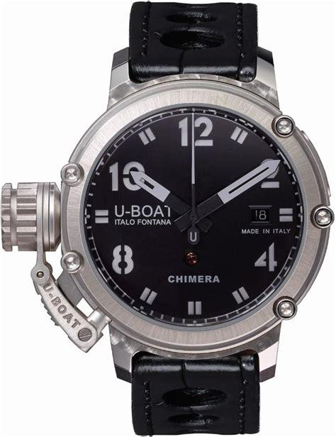 u boat silver watch u boat watch chimera 43 925 silver limited edition d 7233