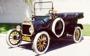 henry ford and the model t car club