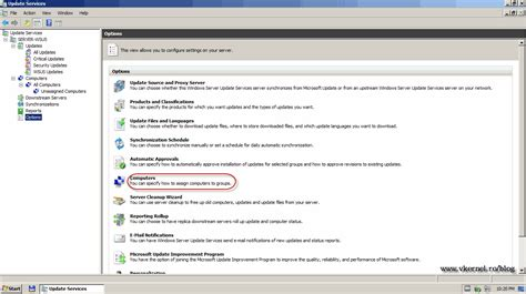 configure xp for production configure automatic update client via group policy full