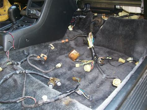 wire tuck honda tech forum discussion diy a c cooling