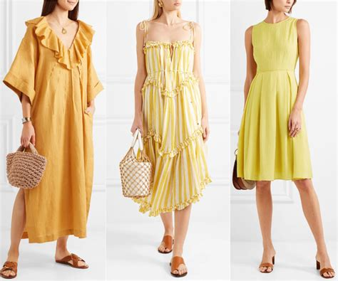 what color shoes with yellow dress what color shoes to wear with a yellow dress