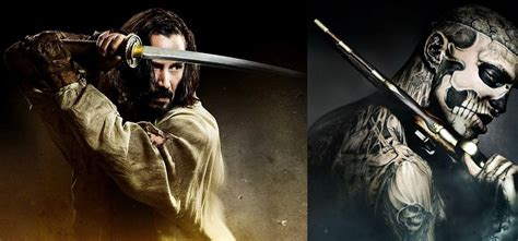 keanu reeves tattoo the ronin the shogun and the outcast 47 ronin