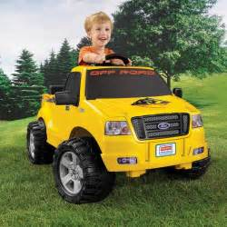 Power Wheels Ford F150 Truck Battery Battery Powered Truck Ride On Power Wheels F150 Truck