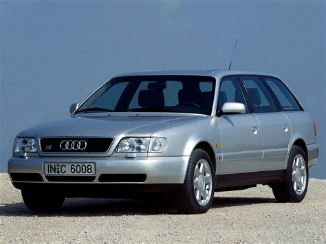 Audi A6 4a by 1994 Audi A6 Avant 4a C4 Pictures Information And