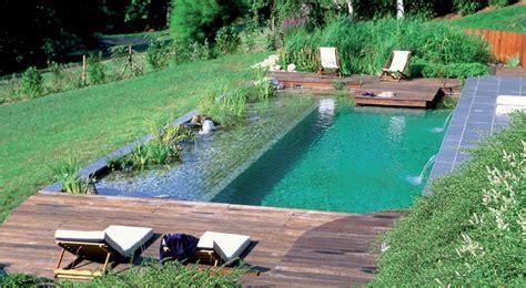 Vente Piscine Hors Sol Algerie by Piscine 233 Cologique L Int 233 R 234 T D Une Baignade Au Naturel