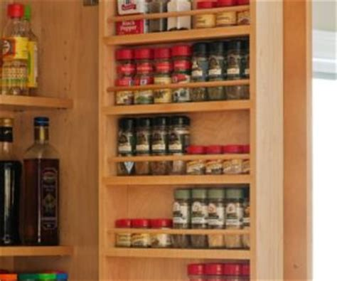 diy spice rack pantry door 24 designs patterns for your new spice rack patterns hub